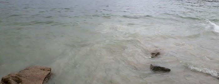 Praia de Combouzas is one of Places to Visit.