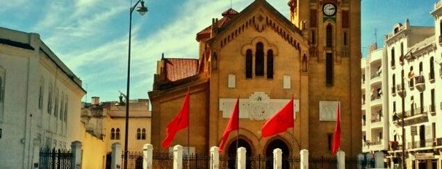 Place Moulay el Mehdi is one of Tempat yang Disimpan Soly.
