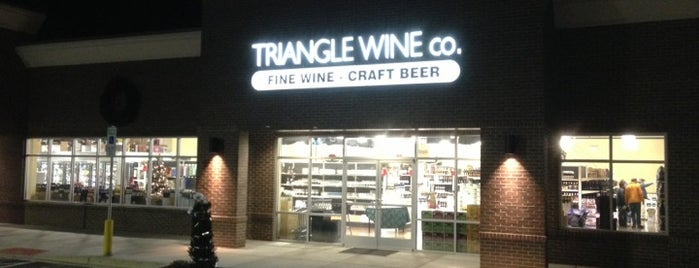 Triangle Wine Company - Southern Pines is one of Southern Pines Food and Drink.