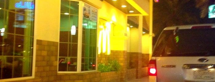 McDonald's is one of Tempat yang Disukai b.
