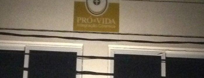 PRÓ-VIDA Sede ABC is one of Lugares favoritos de Mil e Uma Viagens.