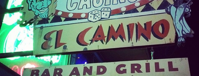 Casino El Camino is one of TV Food Spots: Austin Metro Area.