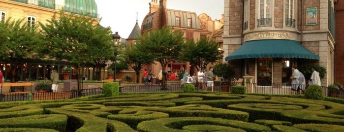 France Pavilion is one of Favorite Places to visit!.
