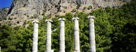 Priene Antik Kenti is one of * GİDİYORUZ :)).