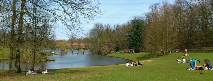 Parc de Woluwepark is one of Brussells.