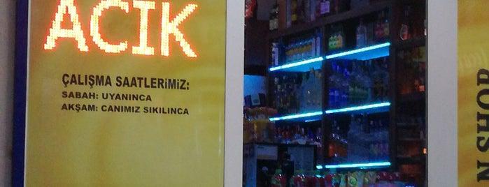 Şişman Shop is one of Tempat yang Disukai Haydar.
