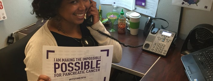 Pancreatic Cancer Action Network HQ is one of USA Los Angeles.