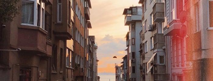 Rasimpaşa is one of İstanbul Mahalle 2.