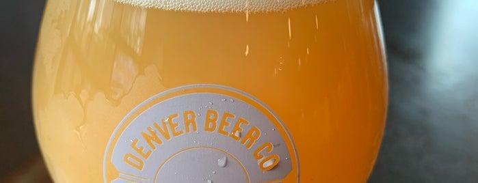 Denver Beer Company is one of Denver.