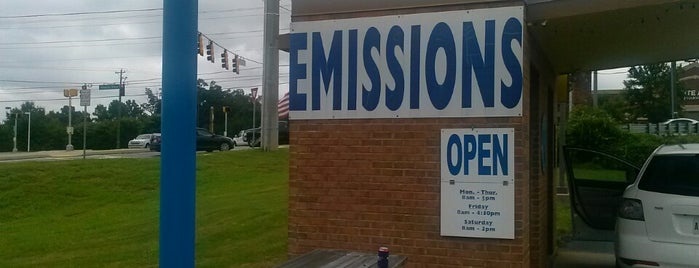 EZ Emissions is one of Dennis's Liked Places.