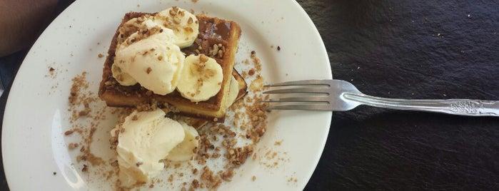 La Wafflería is one of Anna Pao : понравившиеся места.
