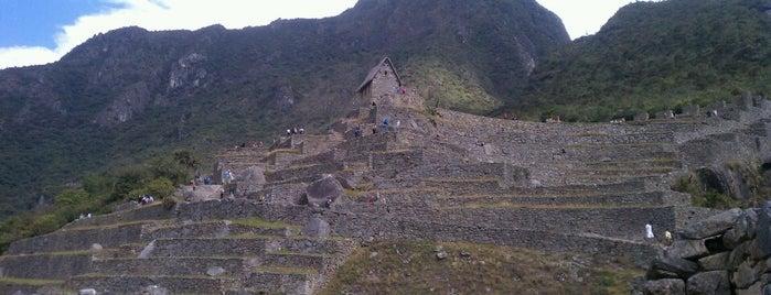 Templo del Condor is one of cusco.