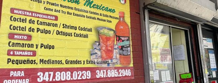 La Esquina Del Camaron Mexicano is one of Queens.