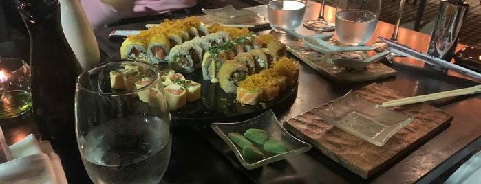 Fabric Sushi is one of Caballito.