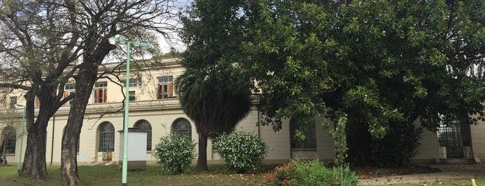 Hogar de ancianos San Martín is one of En la Ciudad.