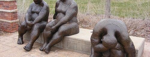 Benson Sculpture Gardens is one of Loveland Local Arts.
