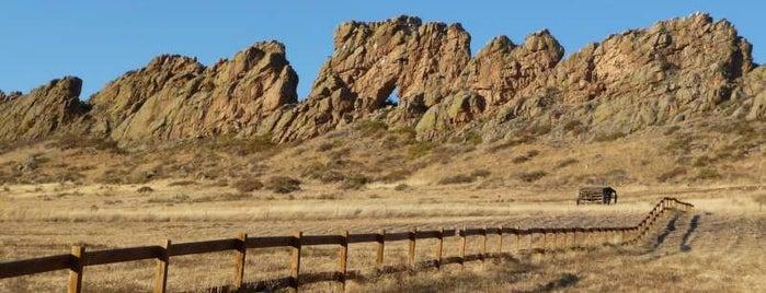 Devil's Backbone Open Space is one of Rockies Road Trip.