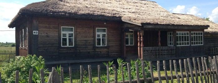 Дом-музей Юрия Гагарина is one of Russia10.