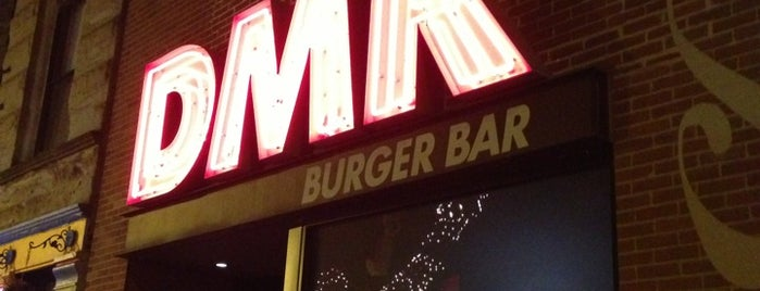 DMK Burger Bar is one of Chicago To-Dos.