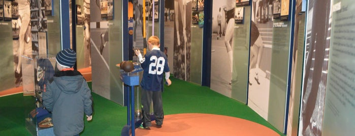 All-Sports Museum is one of Fan-Friendly PA.
