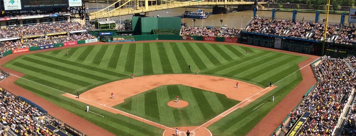 PNC Park is one of Fan-Friendly PA.