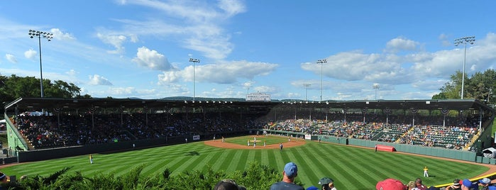 Little League World Series is one of Fan-Friendly PA.