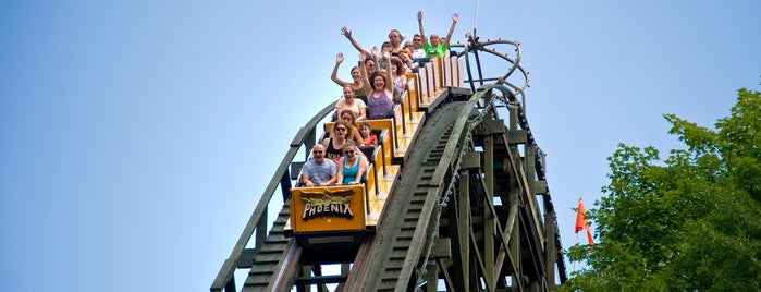 Knoebels Amusement Resort is one of Budget Friendly Attractions in PA.