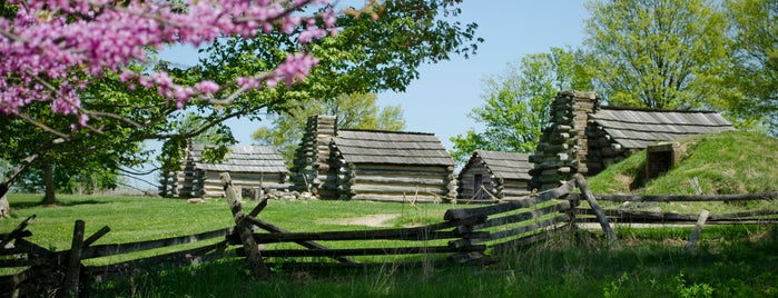 Valley Forge National Historical Park is one of Budget Friendly Attractions in PA.