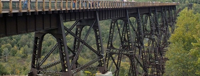 Kinzua Bridge State Park is one of Must-See Attractions for 2016.