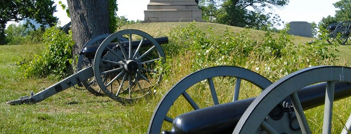 Gettysburg National Military Park Museum and Visitor Center is one of Budget Friendly Attractions in PA.
