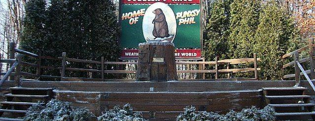 Gobblers Knob is one of Budget Friendly Attractions in PA.
