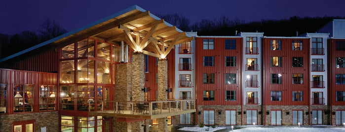 Bear Creek Mountain Resort and Conference Center is one of Philly.