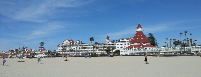 Coronado Beach is one of San Diego, CA.