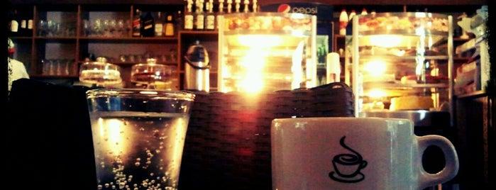 Sonetto Caffè is one of 20 favorite restaurants.