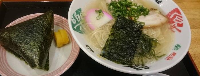 伯方の塩ラーメンさんわ 伯方島本店 is one of 愛媛探検隊.