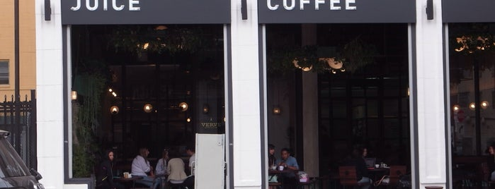 Verve Coffee is one of Los Angeles List.