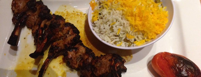Flavors of Persia is one of Nolfo Georgia Foodie Spots.