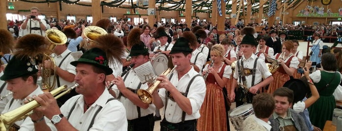 Oide Wiesn is one of Bars + Restaurants.