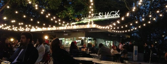 Shake Shack is one of NYC Favourites.