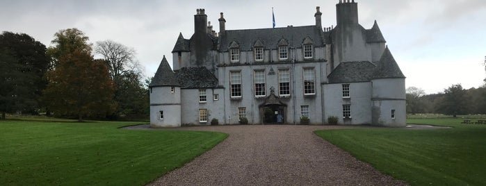 Leith Hall, Garden and Estate is one of Paranormal Sights.