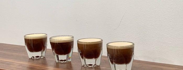 Upper Left Roasters is one of Portland - Coffee.