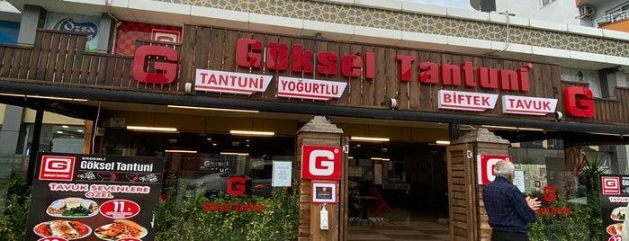 Göksel Tantuni is one of Orte, die O. gefallen.