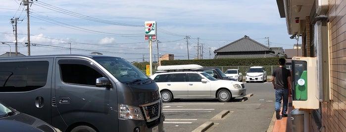 セブンイレブン 九十九里粟生店 is one of スラーピー(SLURPEEがあるセブンイレブン.