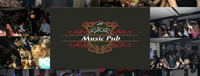 Aşikar Music Pub is one of EDİRNE MEKANLAR.