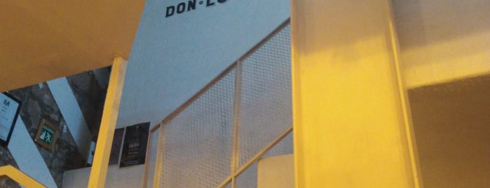 Mercado Don Lucas is one of Tempat yang Disukai Maggie.