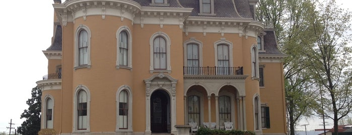 Culbertson Mansion State Historic Site is one of Louisville.