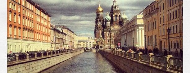 Итальянский мост is one of Санкт-Петербург.