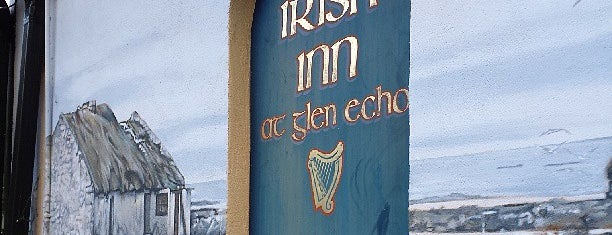 The Irish Inn at Glen Echo is one of Locais curtidos por Helene.