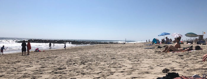 54th Street Beach is one of LA.