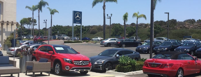 Hoehn Motors Mercedes-Benz is one of สถานที่ที่ Garry ถูกใจ.